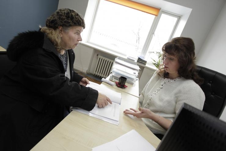 Mustamäel annab õigusapteek abi juba 9. märtsil