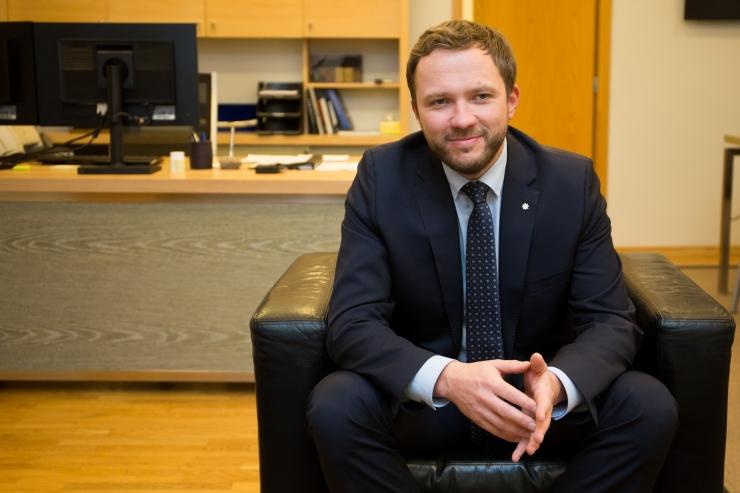 Tsahkna: Holland on julgeolekuküsimustes Eesti oluline partner