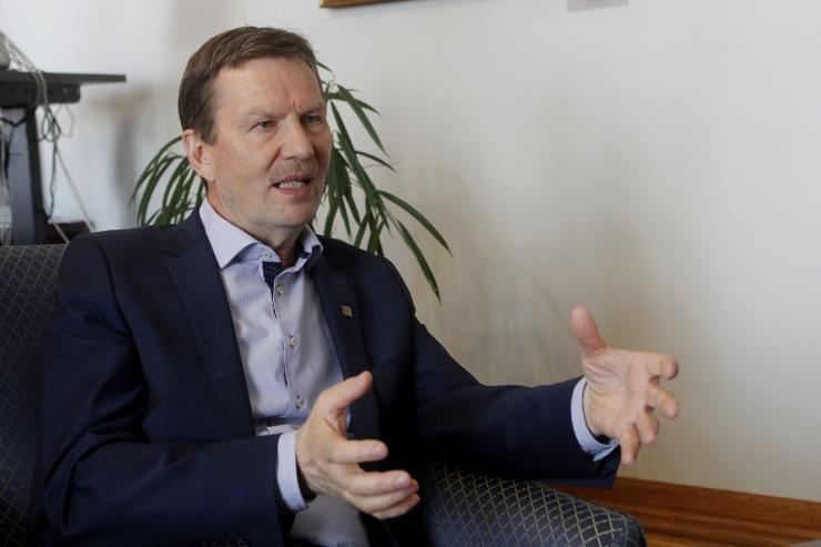 Tartu Ülikooli rektor: soovime ahistamisloos kaitsta mõlemaid osapooli