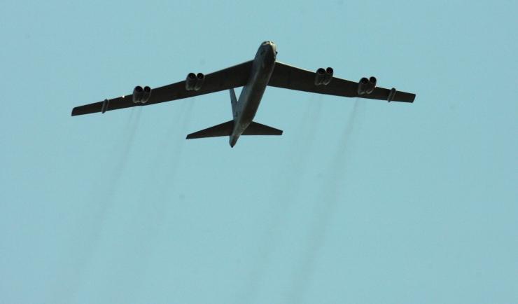 NATO lennukid harjutavad Eesti õhuruumis