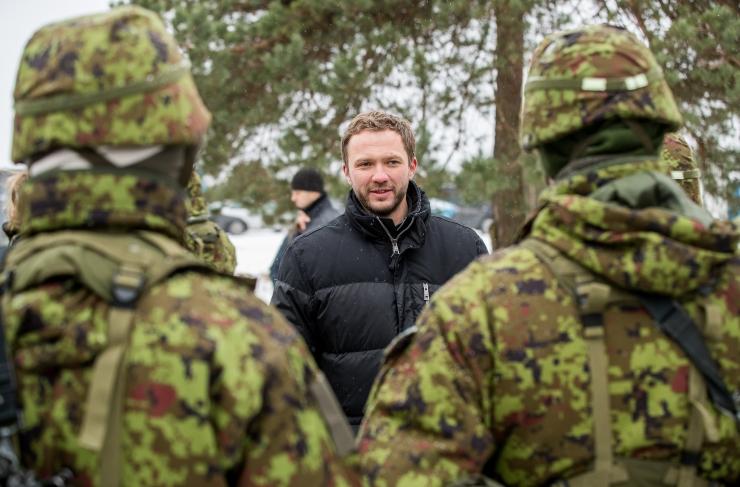 Tsahkna: Vene-teemalised hoiatused ei tundu Euroopas enam foobiana
