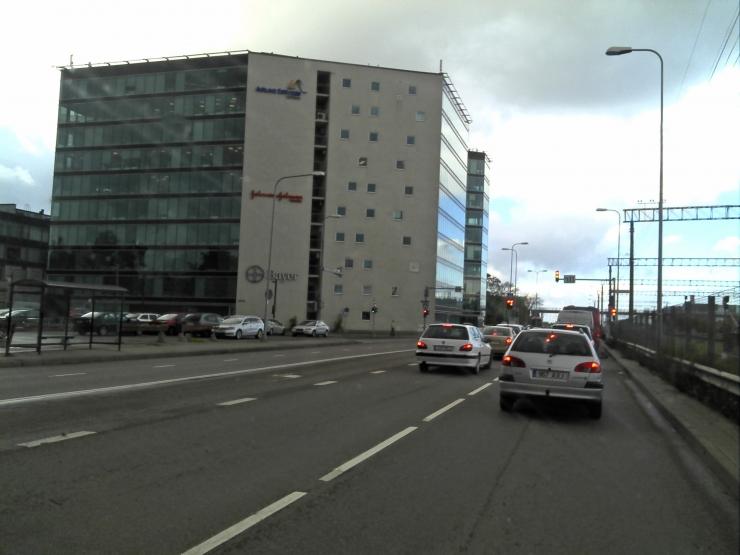 Lõõtsa tänaval suletakse kolmeks päevaks liiklus