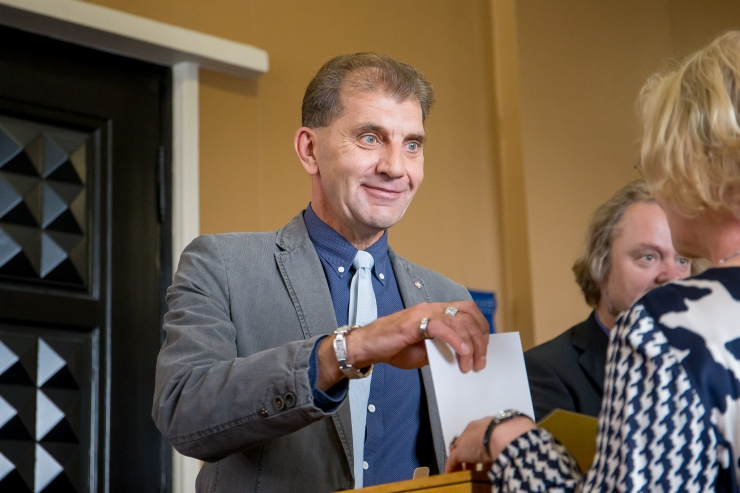 Hasartmängumaksu nõukogu esimeheks valiti Märt Sults