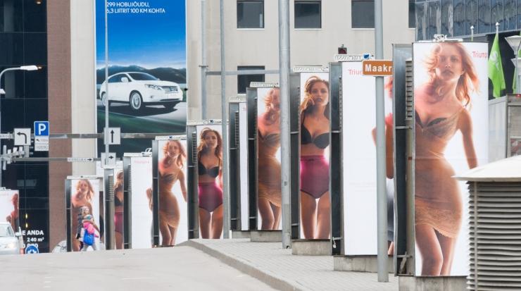 Riigikohtu otsus ei muuda reklaamimaksu kogumist Tallinnas