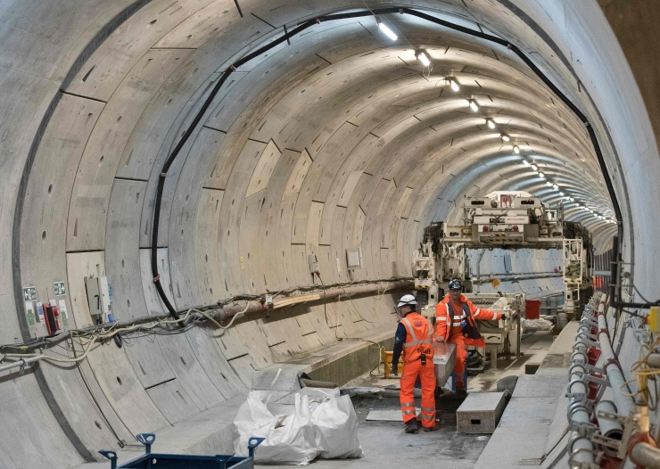 MKM: Tallinn-Helsingi tunneli geoloogiline uuring on paljulubav