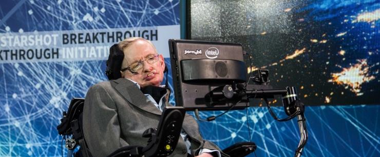 STEPHEN HAWKING: Tehnoloogia areng suurendab sissetulekute ebavõrdsust