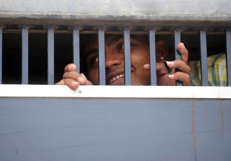 Riigikogu ratifitseeris vangidevahetusleppe Indiaga