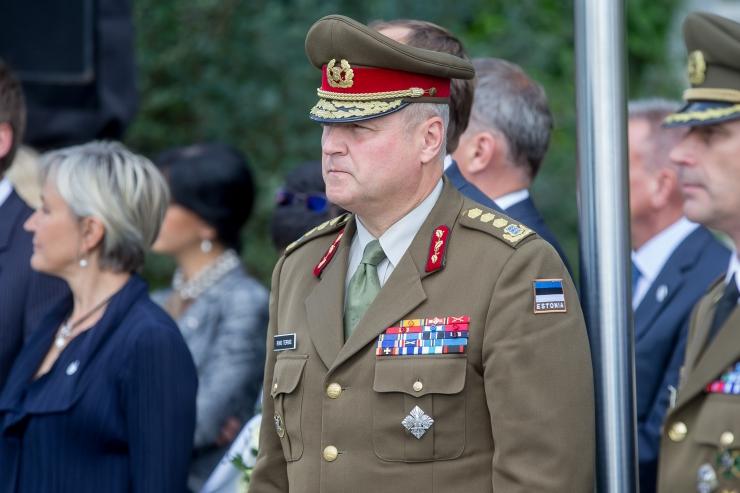 NATO Euroopa vägede ülemjuhatuse staabiülem on töövisiidil Eestis