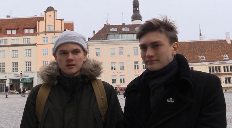 JOONAS ja KARL: Vabariigi aastapäev on meie jaoks Eesti sünnipäev