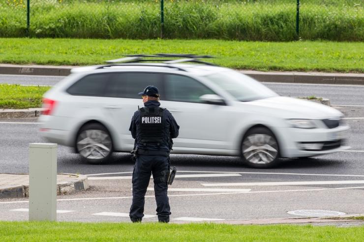 Politsei tabas ööpäeva jooksul neli joobes juhti