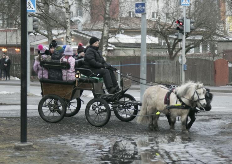 FOTOD! VADIM BELOBROVTSEV: Vastlapäev sümboliseerib päeva, mis eraldab talve kevadest