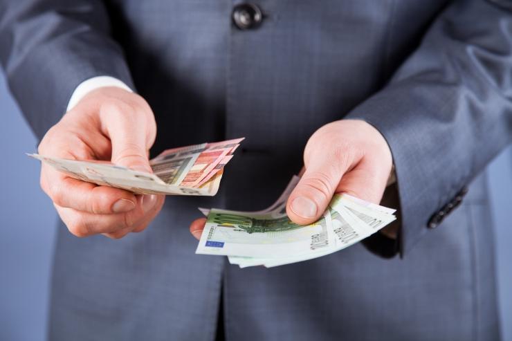 Leedu narkokuningas võis kuritegeliku raha pesemisel kasutada eestlasi