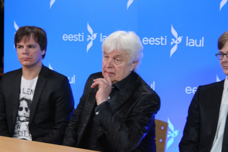 Ivo Linna: Eesti publikule meeldib eestikeelne laul