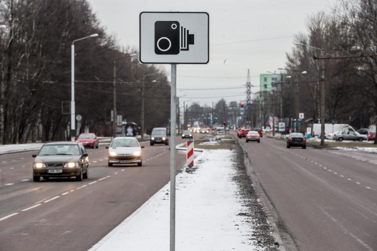 Tallinn soovib kiirustrahvide kättesaamiseks liiklusseaduse muutmist