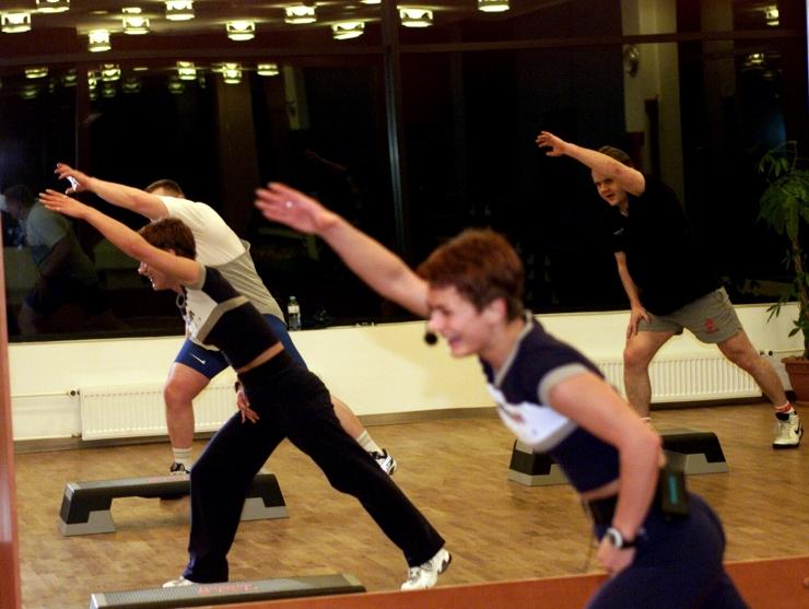 Teistmoodi naistepäev Põhja-Tallinnas: tasuta treeningud ainult naistele