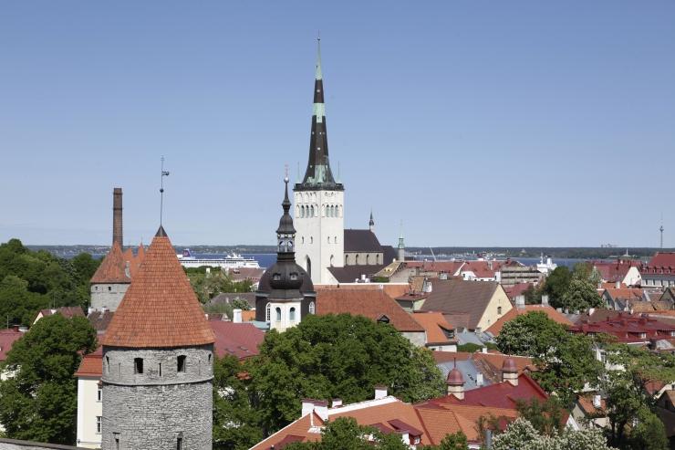Tallinn valiti planeedi kümne puhtaima õhuga pealinna hulka