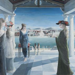 KUMU esitleb Paul Delvaux' unikaalset näitust