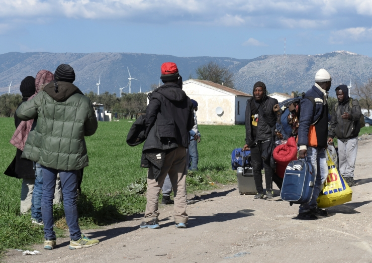 ÜRO pagulasteemade kõrge ametnik tunnustab Eesti toimetulekut