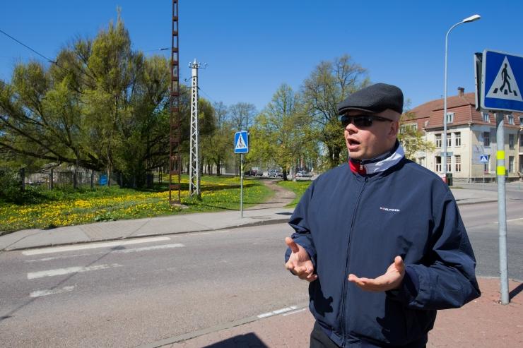 Talvo Rüütelmaa: kiiruskaamerate trahviraha võiks jääda omavalitsustele süsteemi ülevalpidamiseks