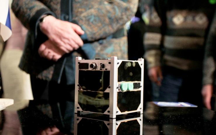 ESTCube'i tehnoloogia läbis Euroopa kosmoseagentuuri avatud projekti taotluse tiheda sõela
