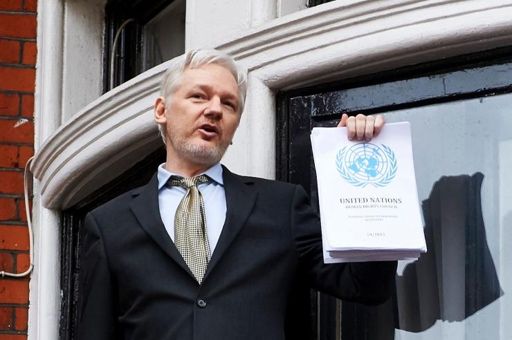 CIA: WikiLeaksi avaldatud dokumendid aitavad USA vaenlasi