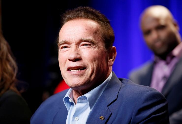 Politico: Schwarzenegger võib kaaluda senatisse kandideerimist