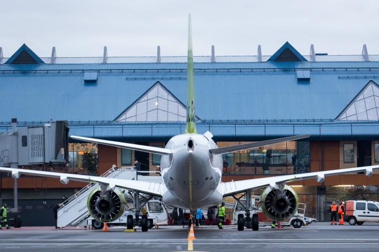 Möödunud aasta tihedaimal lennuliikluse päeval fikseeriti Eesti õhuruumis 717 lendu