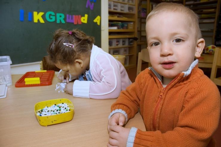 Kõlvart: Tallinn on viie aastaga loonud 1586 uut lasteaiakohta