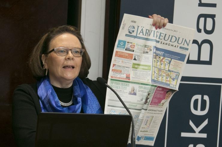 Soome suursaadik: demokraatia on see, kui igaühel on oma arvamuse andmiseks piisavalt infot