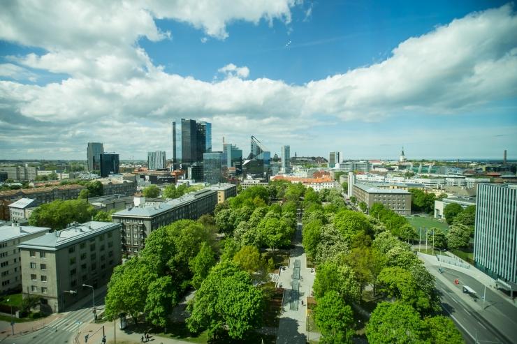 Lugeja kirjutab: ajaleht Roheline Pealinn seisab Eesti looduse eest