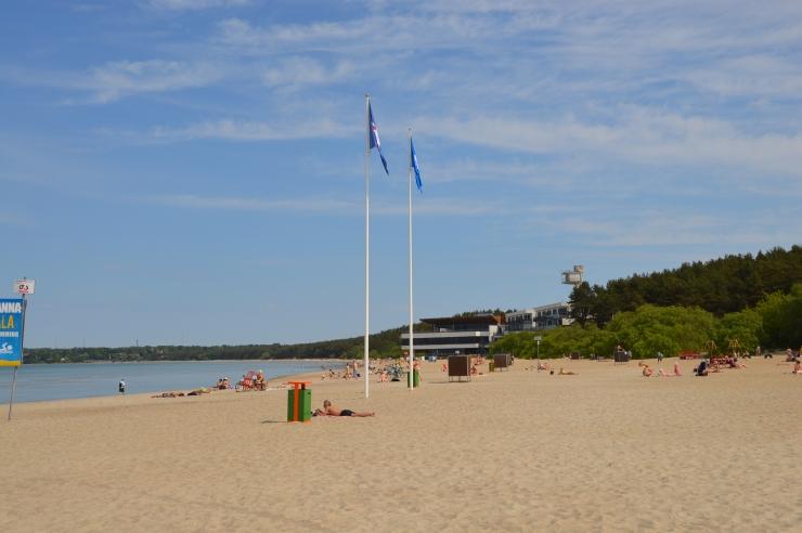 Pirita taotleb rannale rahvusvahelist kvaliteedimärki