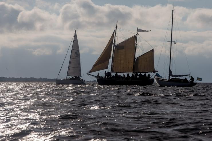 Asutati Kapten Uno Lauri Merekultuuri Sihtasutus