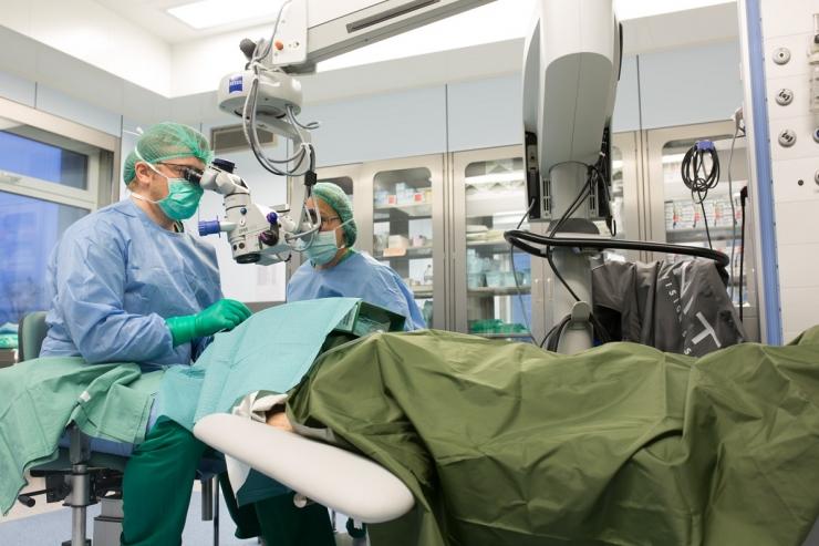 Silmakliinik sai haruldaste haiguste ravivõrgu liikmeks