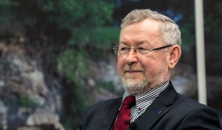 Tarmo Kõuts: viie aasta pärast võiks Eesti lipu all sõita 35 kaubalaeva