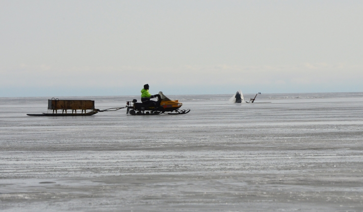 Laupäevast on Peipsi järvejääle minek keelatud