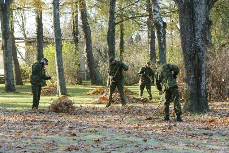 Kuperjanovlased tähistasid pataljoni taasloomise 25. aastapäeva