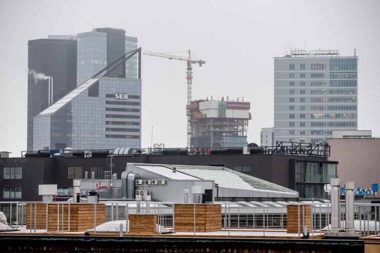 Kinnisvarabüroo: räämas korterite hinnad on korralikele järele jõudmas