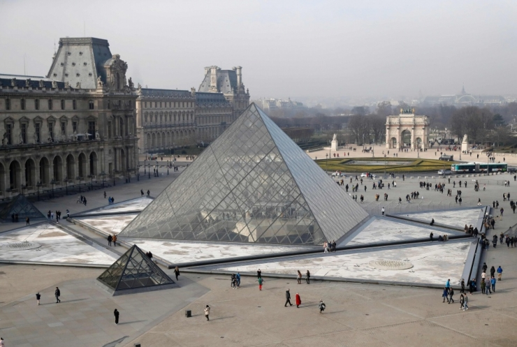 Prantsusmaa kogub raha maailma kultuuripärandi kaitseks