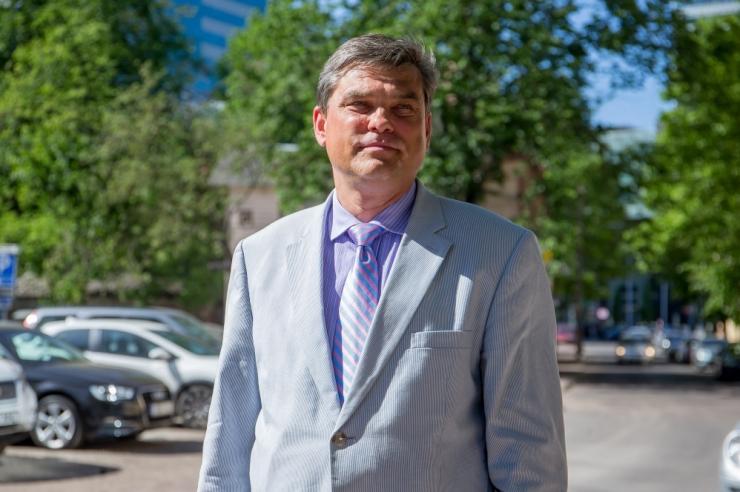 Meelis Pai kutsuti Tallinna Linnahalli nõukogust tagasi