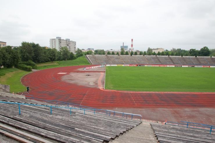 Tallinn moodustab Kalevi staadioni rekonstrueerimiseks komisjoni