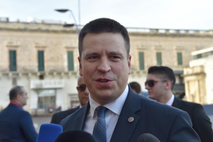 Ratas: riigireform vajab laiapõhjalist ühiskondlikku kokkulepet