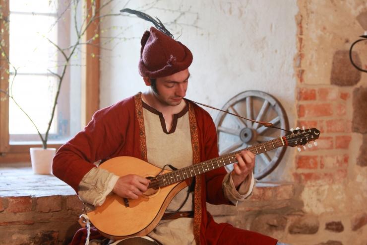TÄNA! Euroopa vanamuusikapäev viib retkele ajalukku