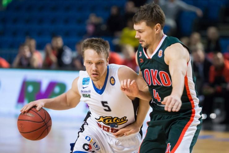 Tallinn toetab Kalev/Cramo korvpallimeeskonda 40 000 euroga