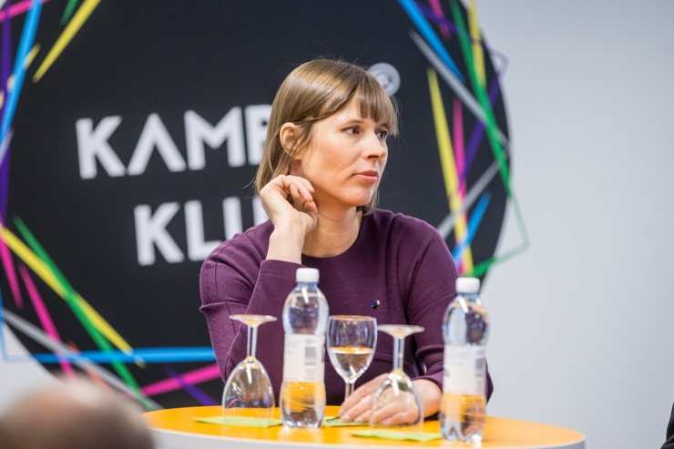 President Kaljulaid teenis eelmisel aastal üle 300 000 euro tulu