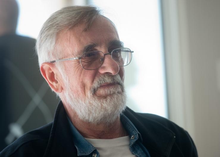 Suri armastatud näitleja ja lavastaja Lembit Ulfsak