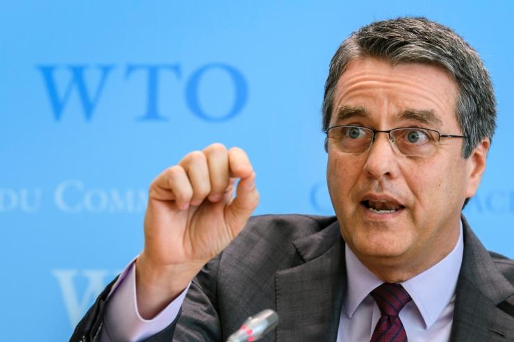 WTO juht: töökohti kaotab tehnoloogia, mitte vabakaubandus