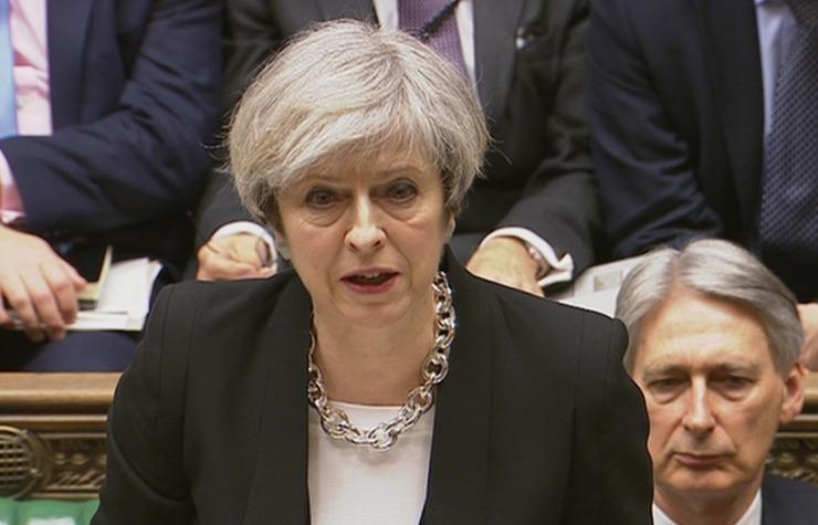 May: Londoni ründaja oli Suurbritannias sündinud ja MI5-le tuttav
