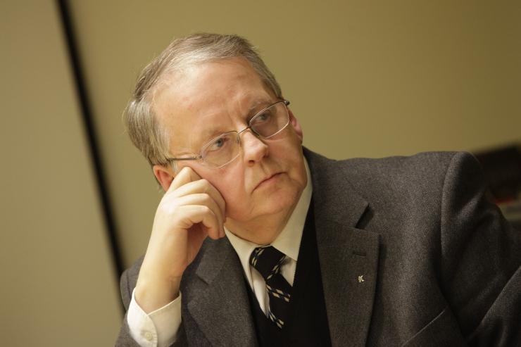 Eesmaa: Eestile olulist sündmust Peterburis ei tohiks sisepoliitiliselt tappa