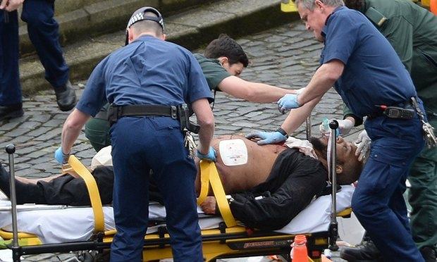 Briti politsei teatas Londoni ründaja nime