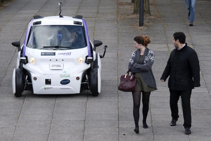 Leedu soovib hakata testima isejuhtivaid autosid